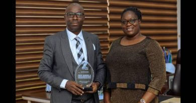 Vice-Chancellor of Niger Delta University, Prof. SG Edoumiekumo, wins African Educational Icon award - ALM