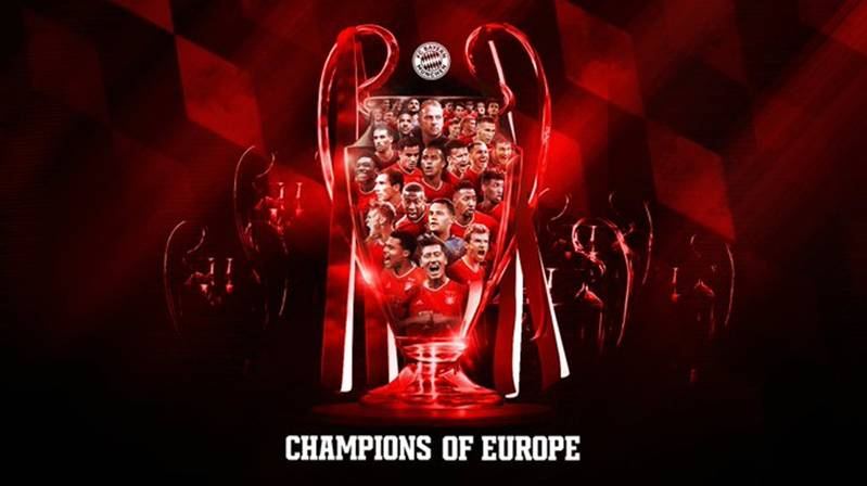 bayern munich sinks psg to lift the 2020 uefa champions league cup businesstrumpet news lift the 2020 uefa champions league cup