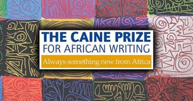 AKO Caine Prize 2021 for African Writing