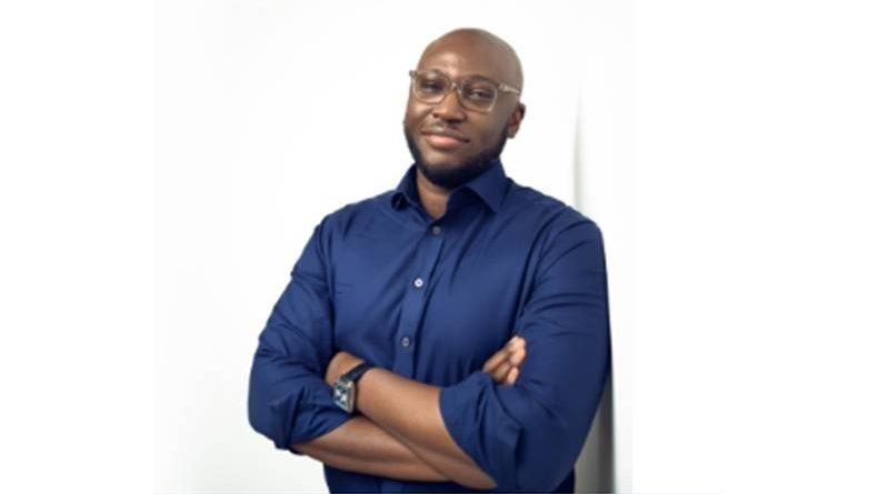 Dr Abasi Ene Obong - Founder and CEO of 54gene