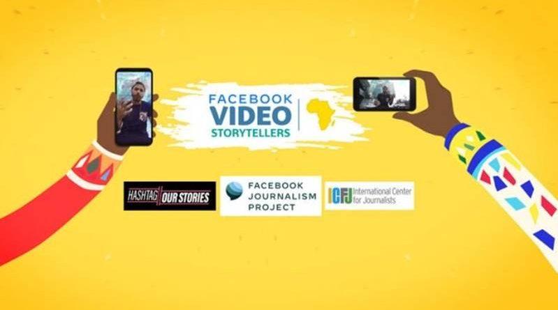 ICFJ Facebook Video Storytellers-Africa Training Program 2020 for African Content Creators