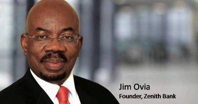 Jim Ovia