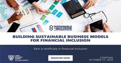 sustainable financial models for financial inclusion program