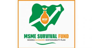 National MSMEs survival fund