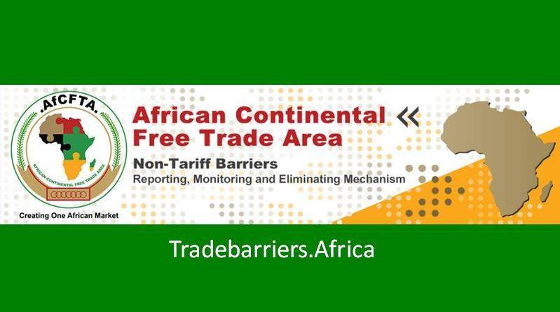 Tradebarriers.Africa