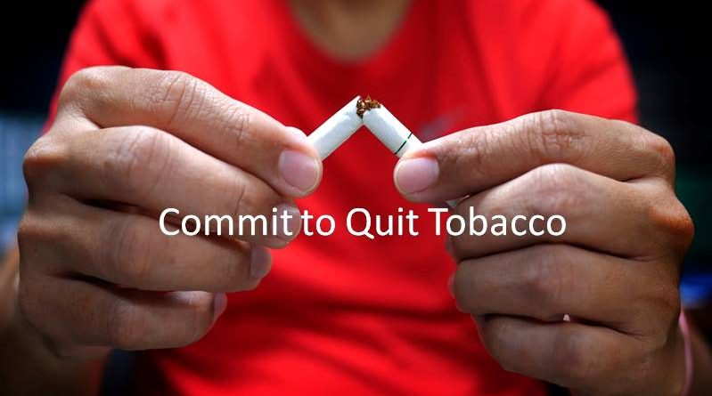 Commit to Quit Tobacco