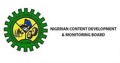 Nigerian content development and monitoring board ncdmb