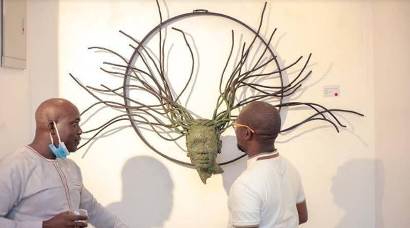 anjorin art exhibition