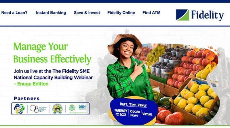 Fidelity SME National Capacity Building Webinar