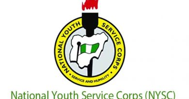 NYSC National Youth Service Corps