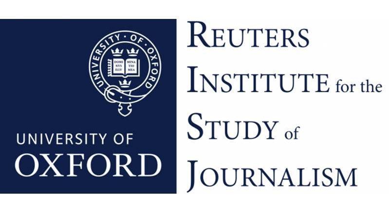 Reuters Institute Journalism Fellowship Programme