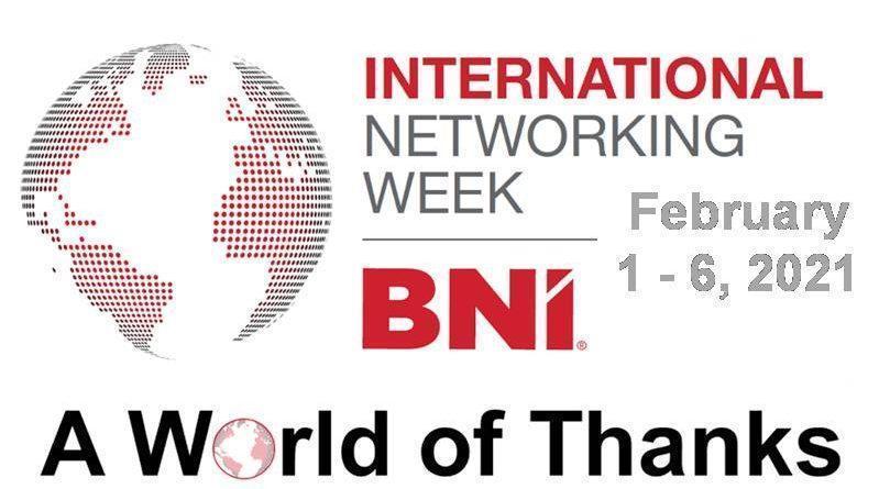 international networking week 2021