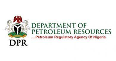 DPR Department of Petroleum Resources