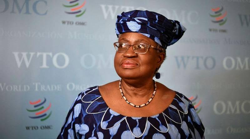 Ngozi Okonjo-Iweala becomes DG of World Trade Organization