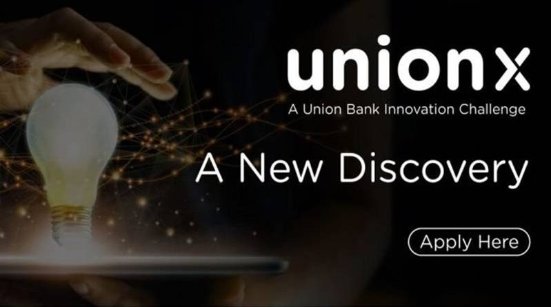 UnionX Innovation Challenge (Union Bank Innovation Challenge)