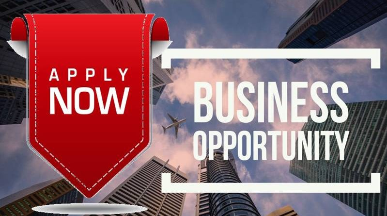 apply now for business opportunity