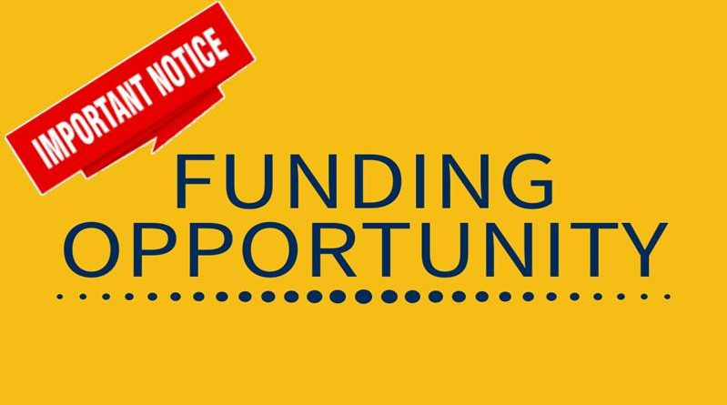 apply now for funding opportunity