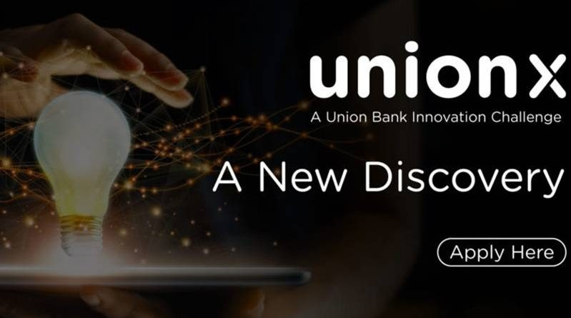 unionx innovation challenge from union bank