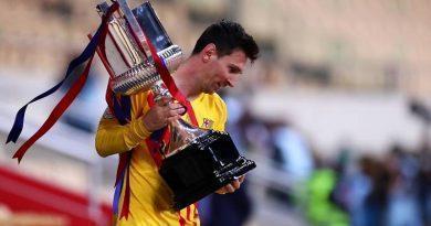 Copa del Rey Lionel Messi