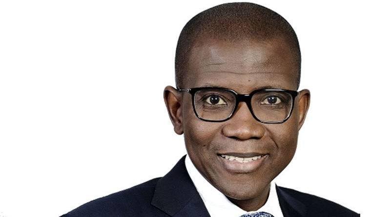 Yinka Sanni CEO of Africa Regions Standard Bank Group