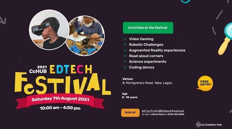 Invitation to CcHUB EdTech Festival: Register Today
