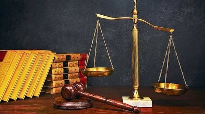 Justice Law Legal Judgment
