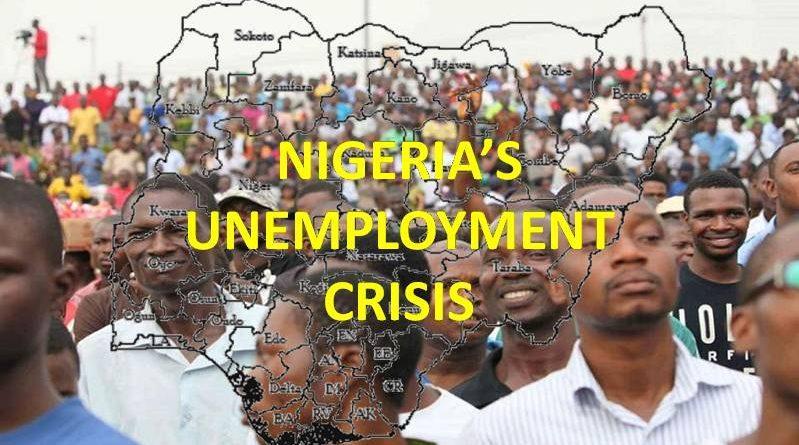 Nigeria unemployment crisis